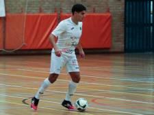 Said Bouzambou met 'Groene' zege en vier goals naar Zweden