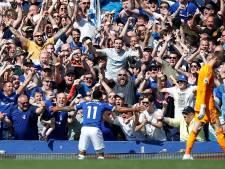 Manchester United blijft zesde na grote nederlaag bij Everton