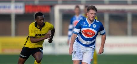 Menting per direct van FC Lienden naar DOVO