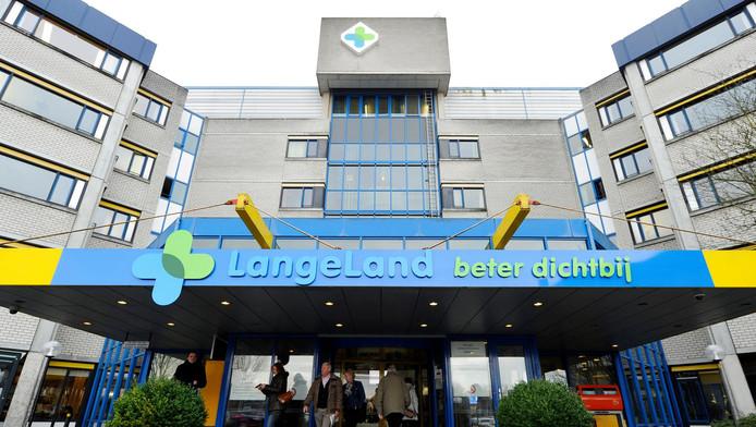 Brief over gesloten apotheek LangeLand Ziekenhuis