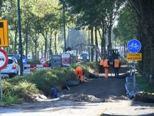 Herstelwerk aan Woerdense wegen in recordtempo verricht
