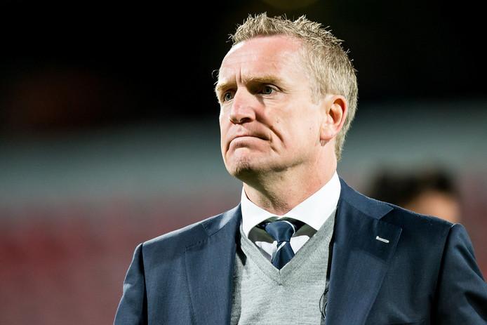 FC Oss-trainer François Gesthuizen