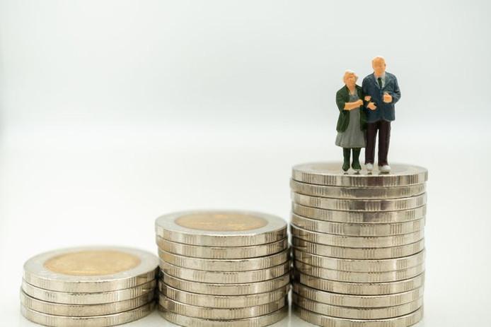 L'écart de pension