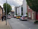 De politie doet onderzoek naar de steekpartij in Neede.