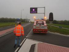 Markerwaarddijk in Lelystad weer open na dodelijk ongeval