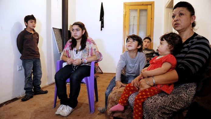 Leonarda et sa famille (archives)