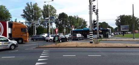 Vrachtverkeer teistert Westervoort tijdens werk op Pleij: 'Het is even doorbijten'