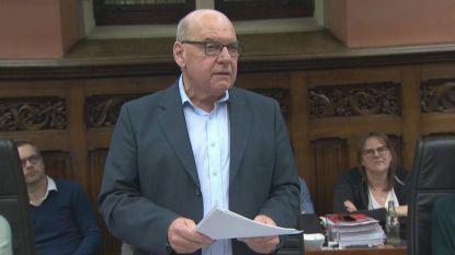 Termont neemt afscheid van Gentse gemeenteraad