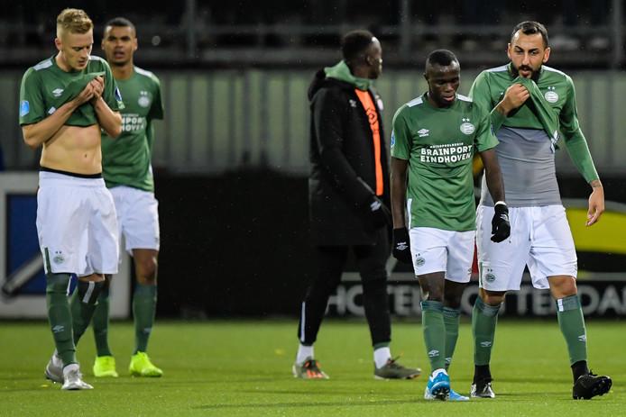 PSV moet momenteel met de ene na de andere teleurstelling afrekenen.
