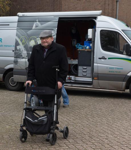 Gehandicaptenraad Doesburg slaat alarm: 'Inwoners moeten te lang wachten op hulpmiddel'