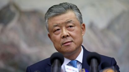 """Peking beschuldigt Verenigd Koninkrijk van """"flagrante inmenging"""" in Hongkong"""