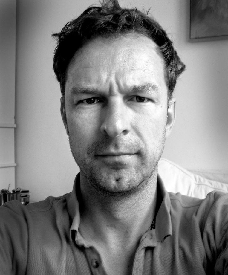 Marcel Duyvestijn, publicist Beeld Marcel Duyvestijn