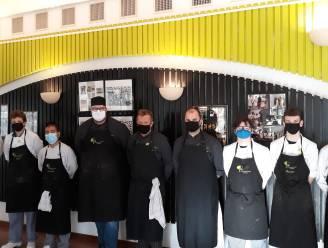 """Leerlingen hotelschool De Panne blijven bezig dankzij succesvolle takeaway: """"Zo verleren ze de kneepjes van het koksvak niet"""""""