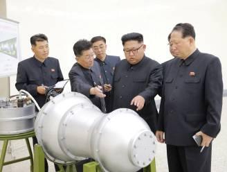 """Noord-Korea stelt """"vernietigende"""" waterstofbom voor"""