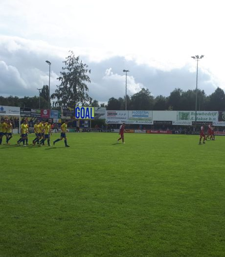 Uitslagen amateurvoetbal zaterdag 12  en zondag 13 september Zwolle e.o. Geplaatste teams districtsbeker