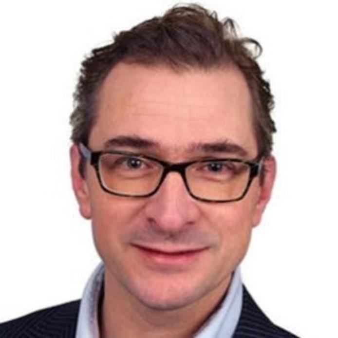Lars Wuijster, vice-fractievoorzitter VVD Deventer