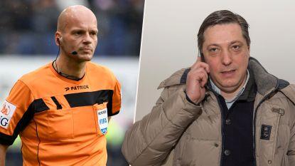 """Geschorste ref Sébastien Delferière wil opnieuw fluiten: """"Wist niet dat Veljkovic een spelersmakelaar was"""""""