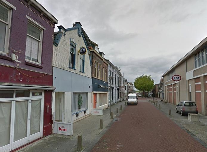 De Nieuwstraat in Terneuzen.