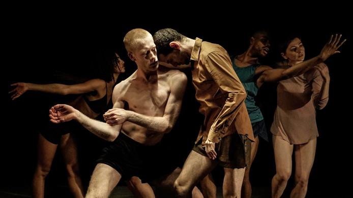 Voorstelling Next van Emanuel Gat, te zien op festival Cadance