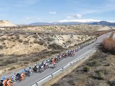 Pinot wint rit, Contador leider Ruta del Sol