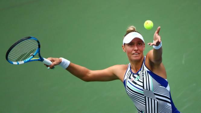 Yanina Wickmayer geraakt niet door  eerste kwalificatieronde Roland Garros