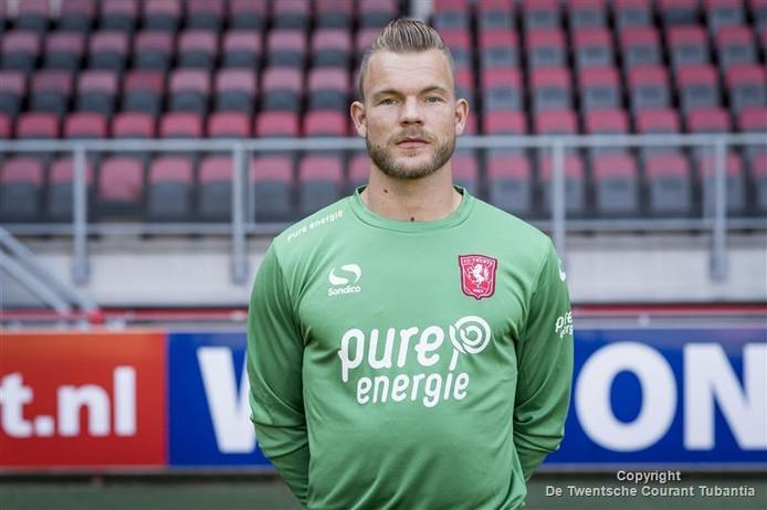 Nick Marsman keepte een helft tegen VfL Bochum en hield de nul.