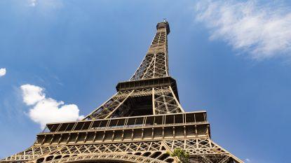Eiffeltoren Parijs volgende week weer helemaal open tot de top