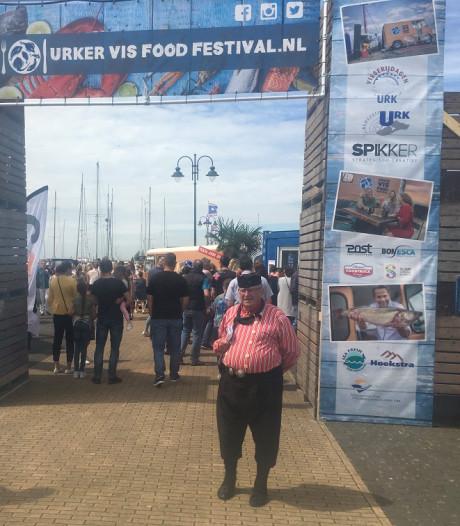 Urker VIS Food Festival toeristische voltreffer