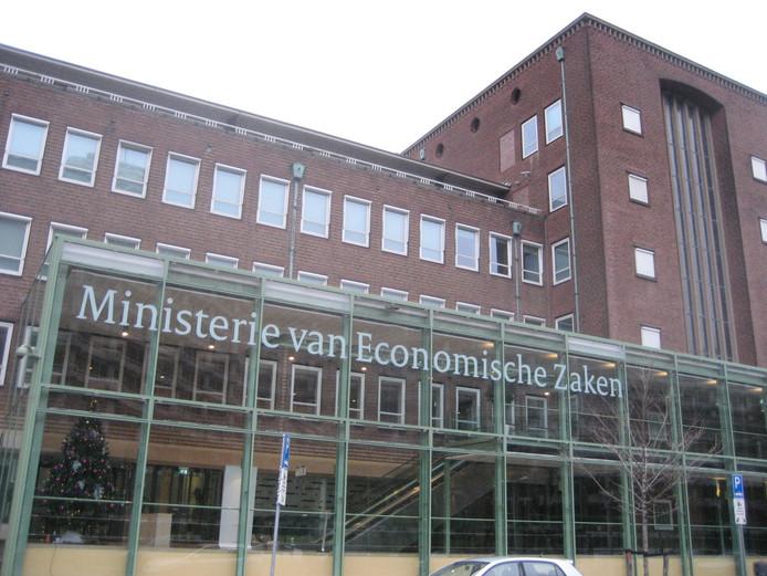 Het Ministerie van Economische Zaken