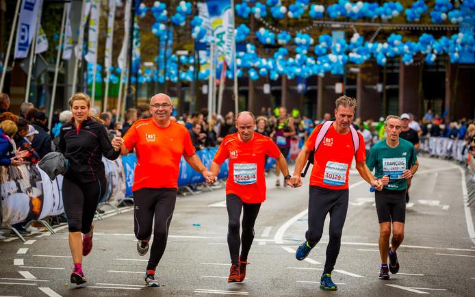 Zaterdag 13 en zondag 14 oktober is de 35ste editie van de Marathon Eindhoven (Powered by ASML). Foto Luka de Kruijf