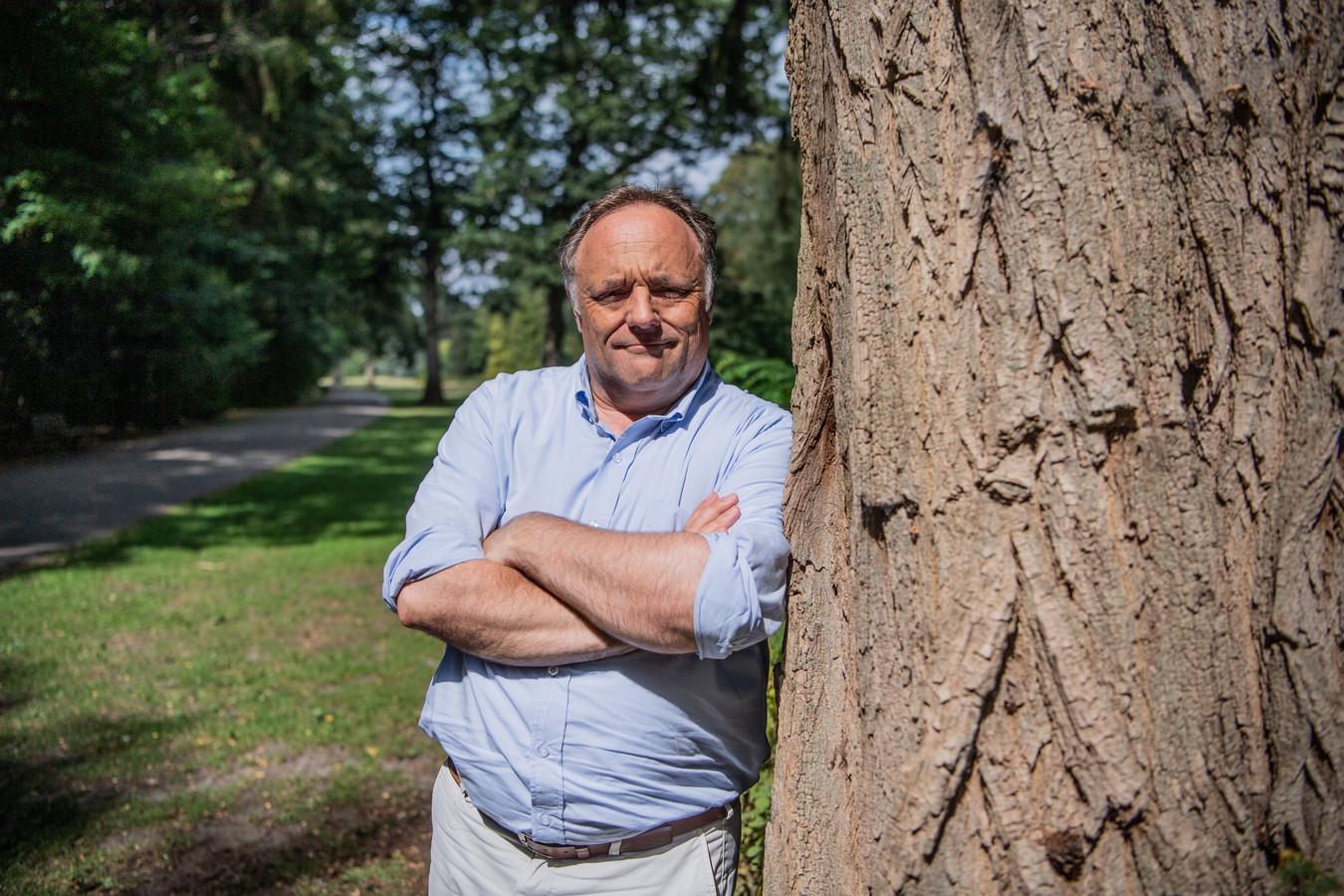Le virologue de la KULeuven Marc Van Ranst.