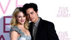 'Riverdale'-acteurs Cole Sprouse en Lili Reinhart zetten punt achter relatie