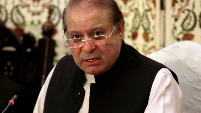 Gerecht klaagt Pakistaanse ex-premier Nawaz Sharif aan wegens corruptie