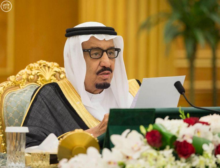 Koning Salman.