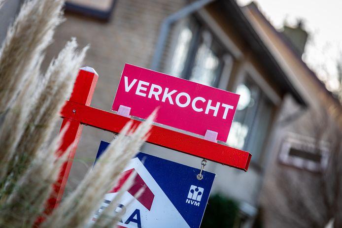 Woningen worden vaak al verkocht voordat ze op Funda staan.