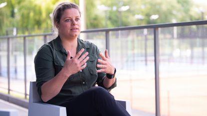 """Clijsters vindt kritiek op gewicht niet lastig, maar vraagt toch meer tact: """"Stond op het punt om te reageren"""""""