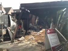 Eigenaar De Rietstulp Giethoorn prijst zich gelukkig met kordate optreden brandweer