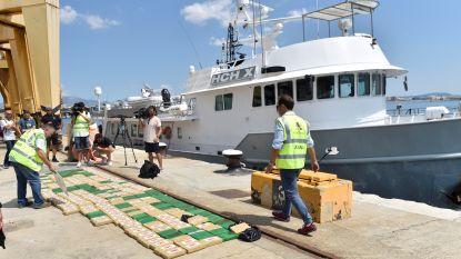 Megadrugsvangst in Mallorca: einde van door Nederlanders gerunde cocaïnelijn van Colombia naar Europa