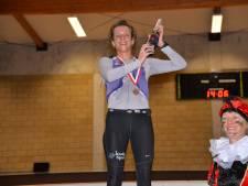 Leonie Ton wint en verslaat bijna alle mannen in België