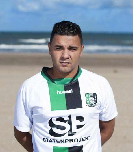 Scheveningen-aanvoerder El Moussaoui bijna fit