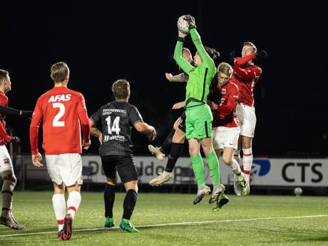 Samenvatting | Jong AZ - Almere City FC
