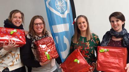 JCI Brugge maakt 79 kinderen blij met kerstcadeautje