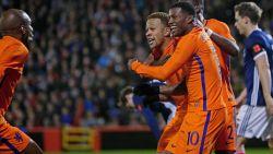 LIVE (20u45). Neemt Oranje de maat van de Duitsers?