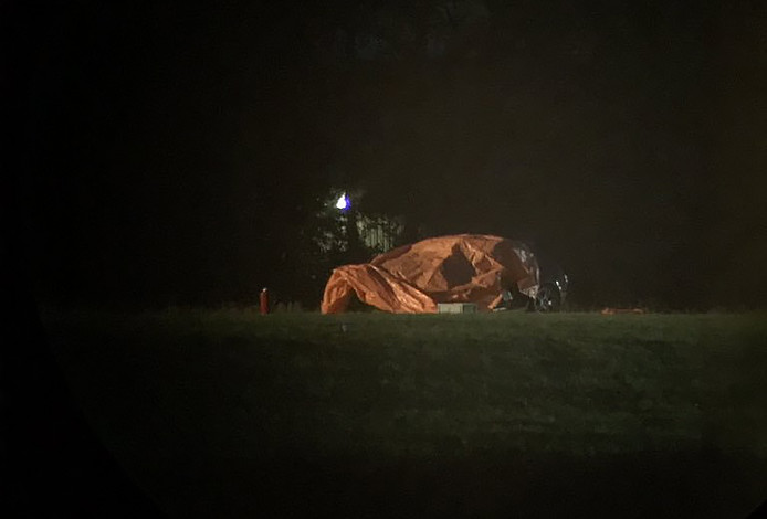 Twee doden bij zeer ernstig ongeluk op N331 bij Zwartsluis.