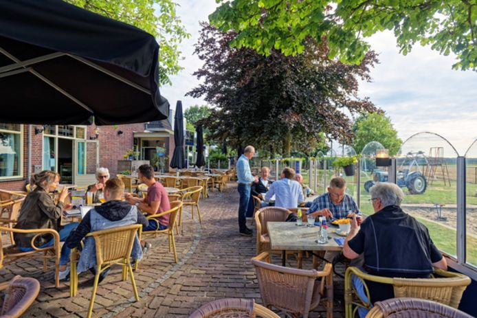 Brasserie Schutterslust in Molenschot