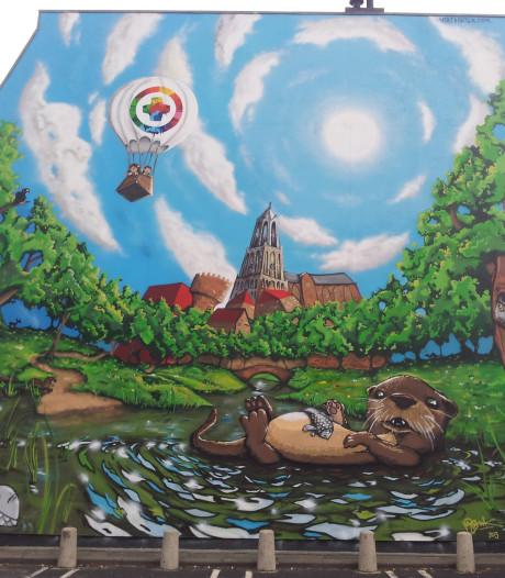 Hier vind je de tien mooiste muurschilderingen van Utrecht