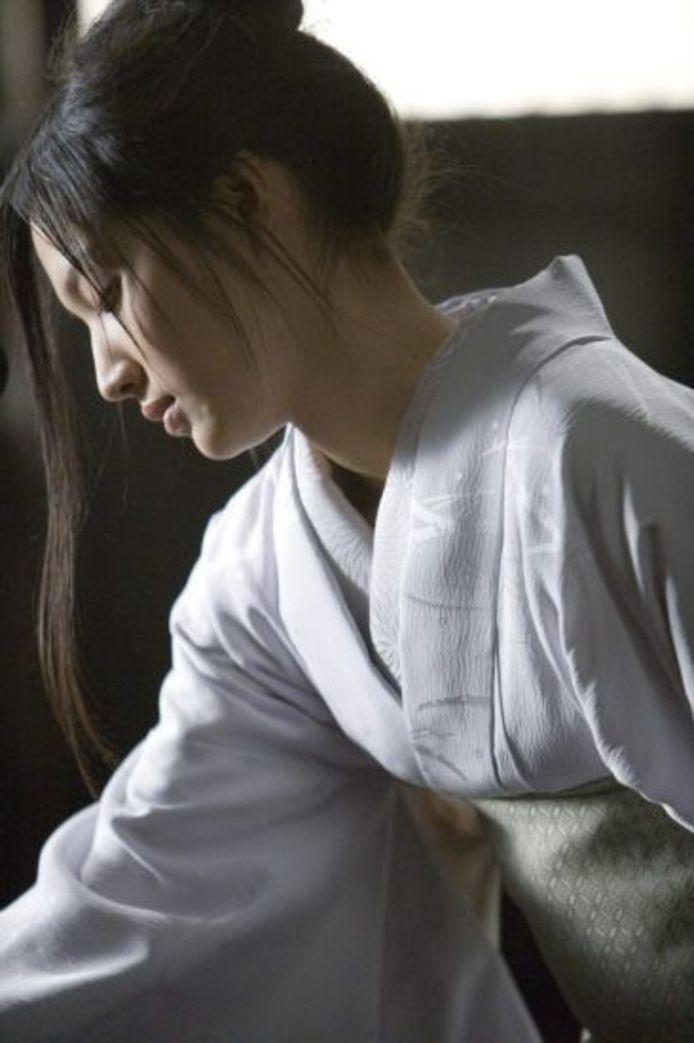 Sei Ashina in de film Silk
