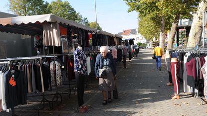 Steeds minder volk op markt Rooseveltplein
