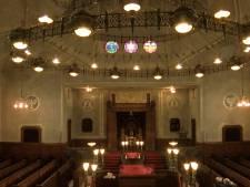 Synagoge Enschede 90 jaar: 'bijzonder dat dit pand er nog is'