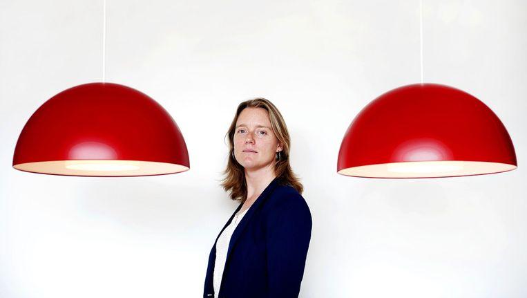 Onderwijsdeskundige Louise Elffers. Beeld ANP Olaf Kraak
